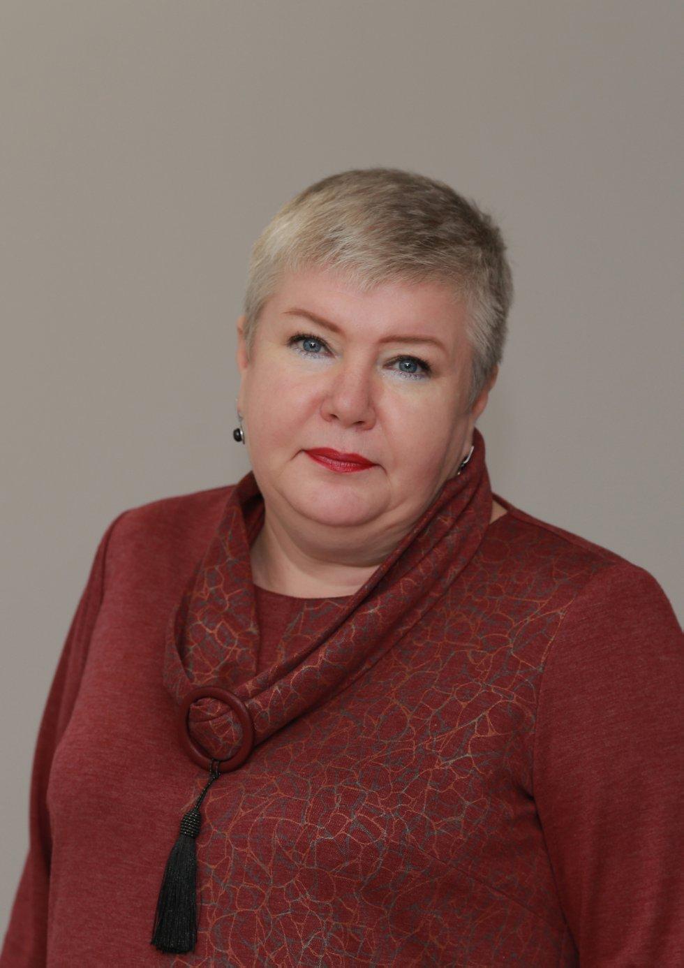 Osipova Elena Valerevna