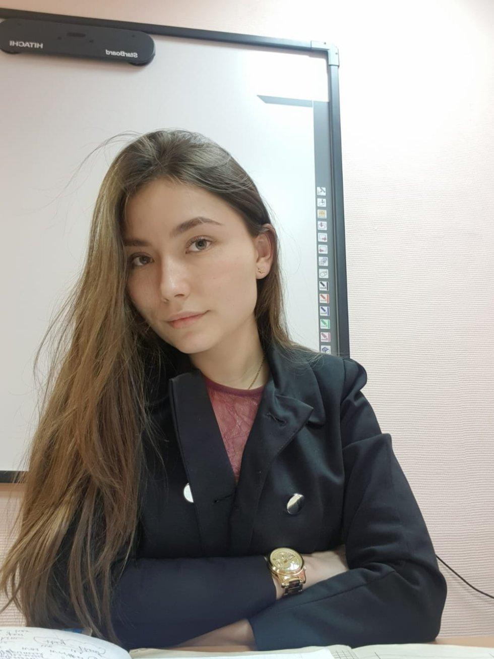 Волкова Алия Ниязовна