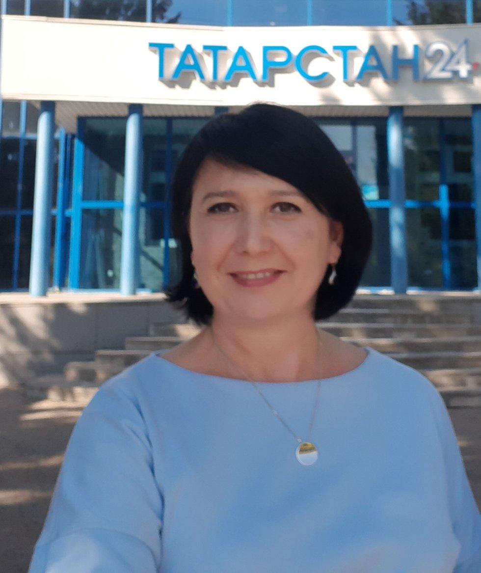 Галиуллина Гульнара Вагизовна