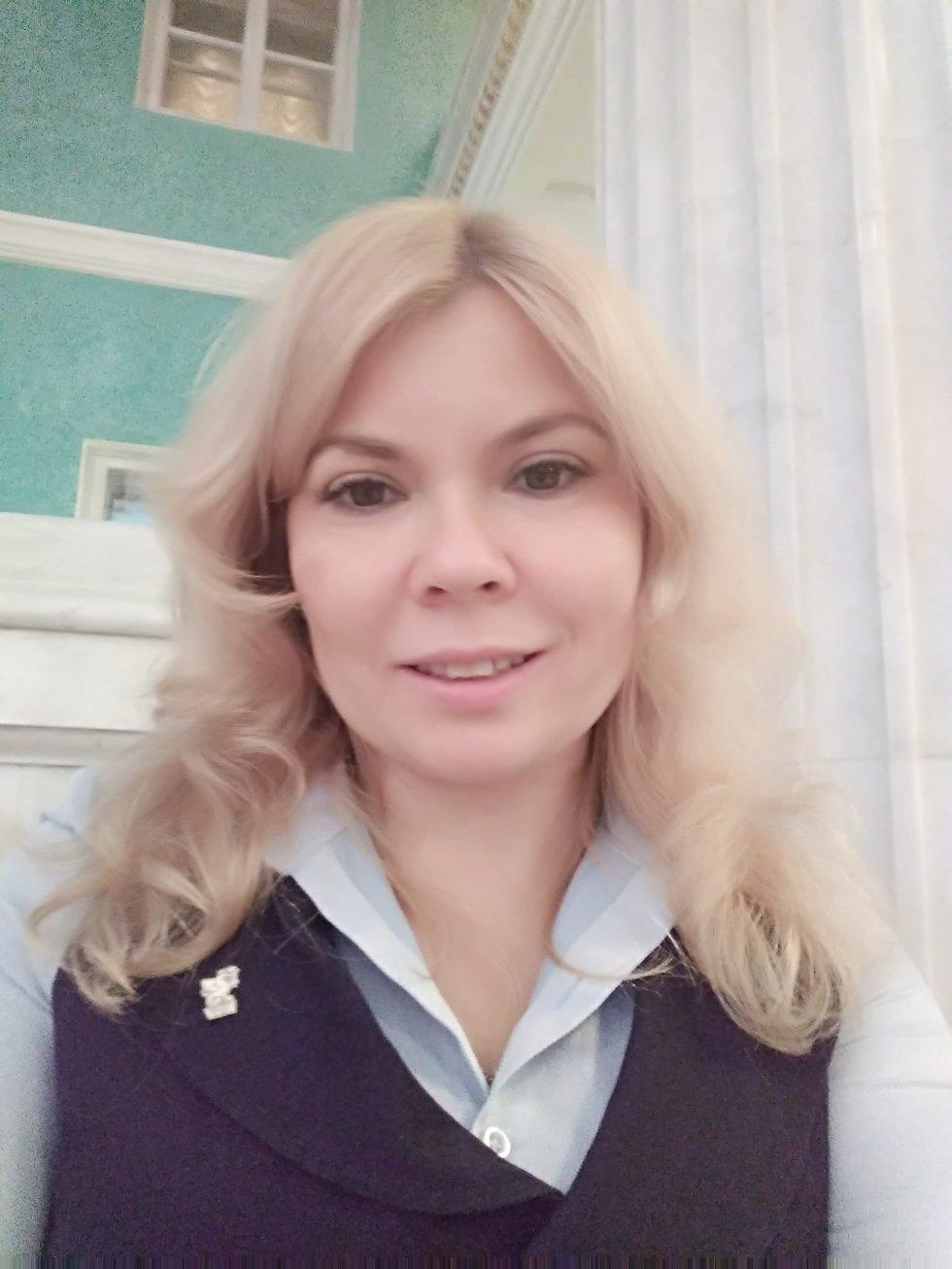 Смольникова Елена Владимировна