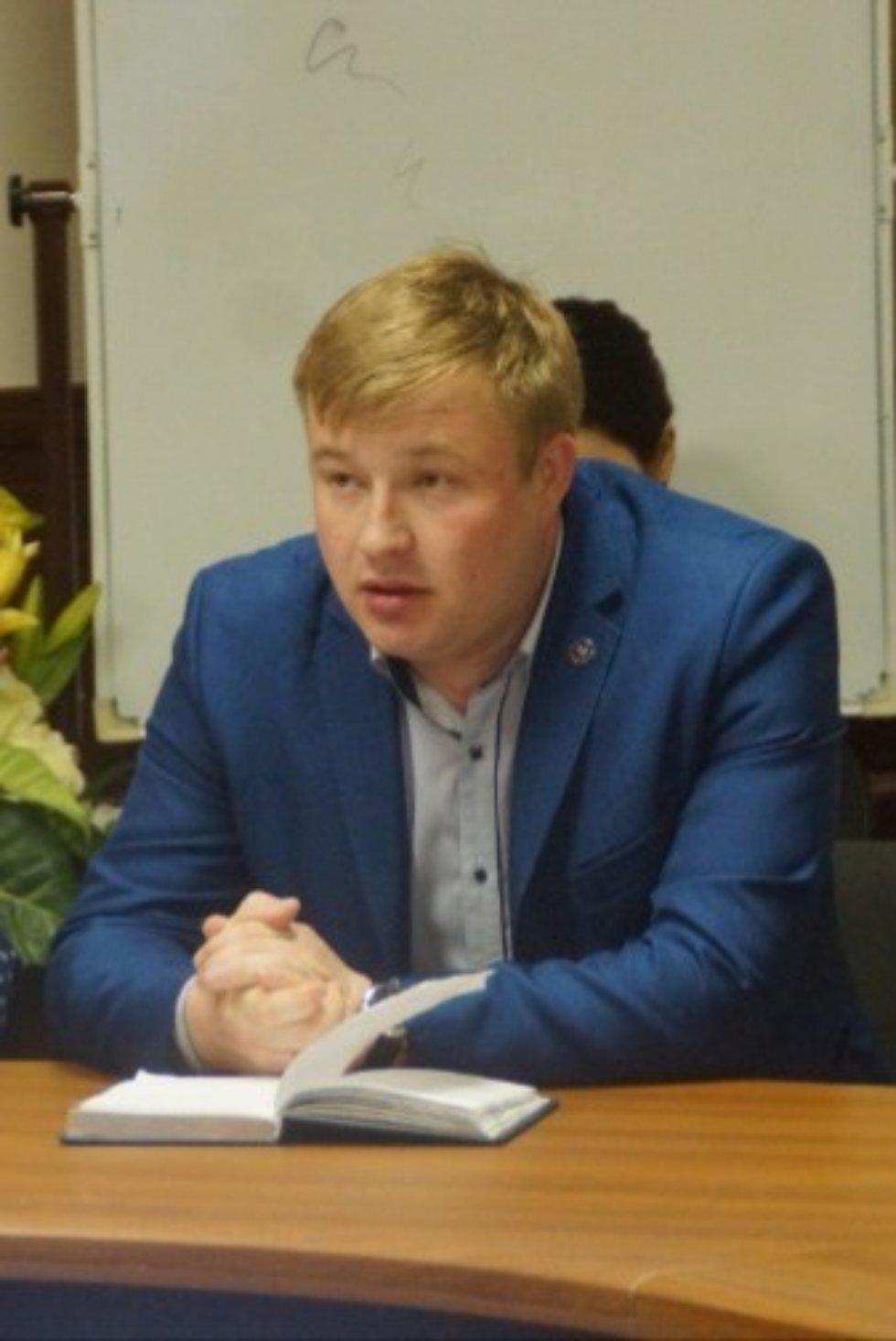 Кашбиев Ильназ Габдрахманович