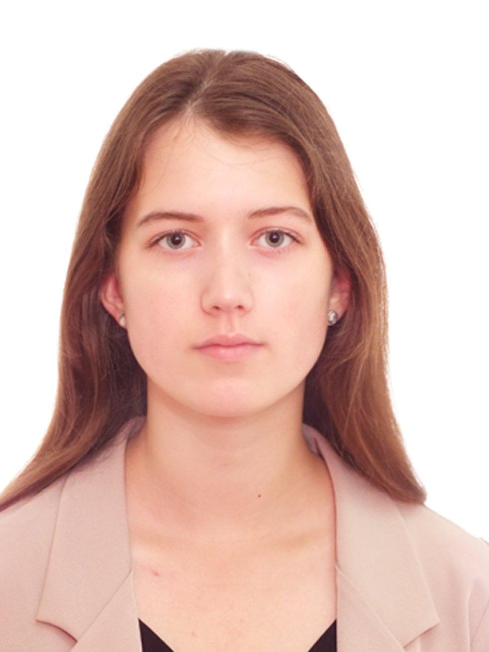 Жукова Арина Андреевна