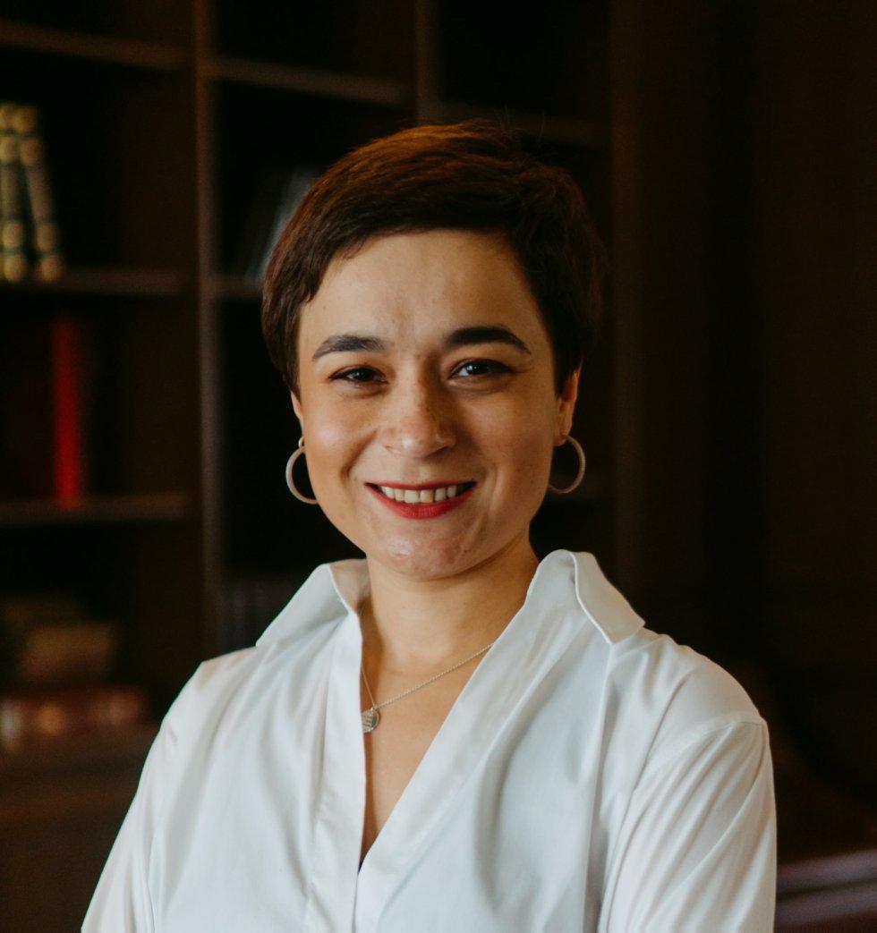 Novenkova Aida Zufarovna