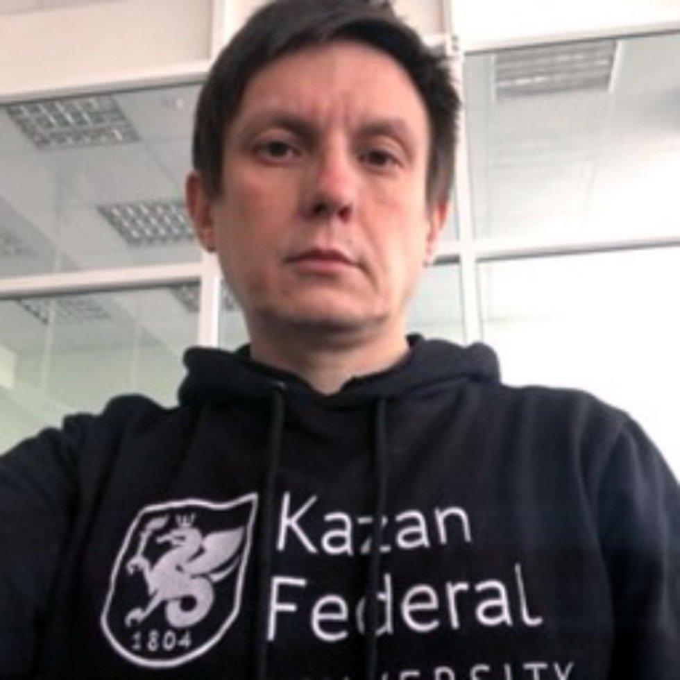 Юльметов Айдар Рафаилевич