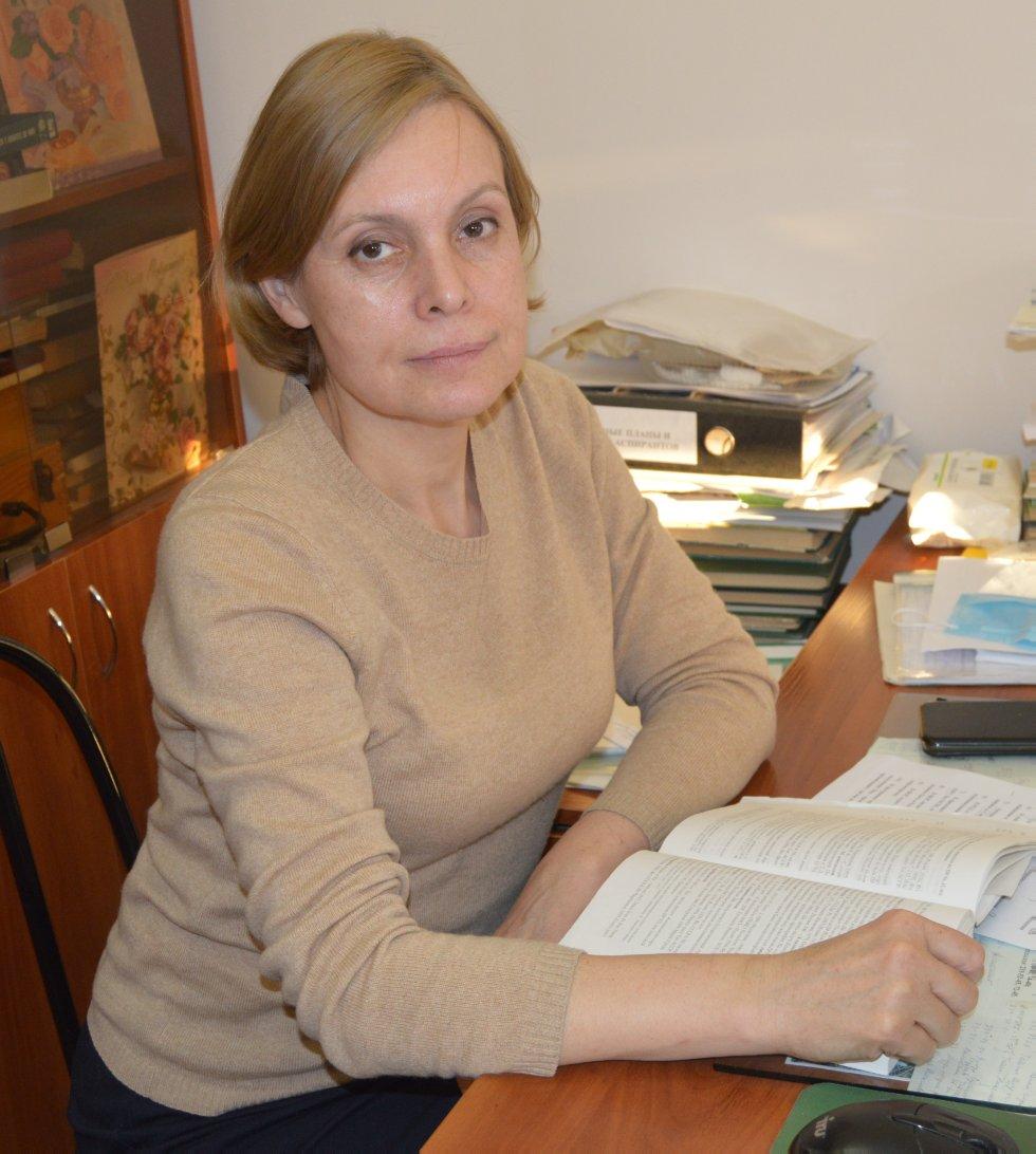 Прохоренко Нина Борисовна