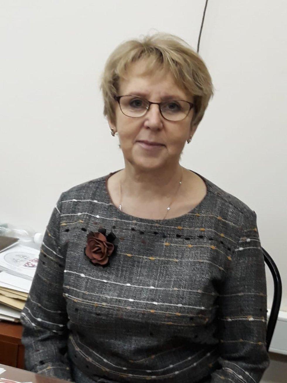 Демина Галина Владимировна